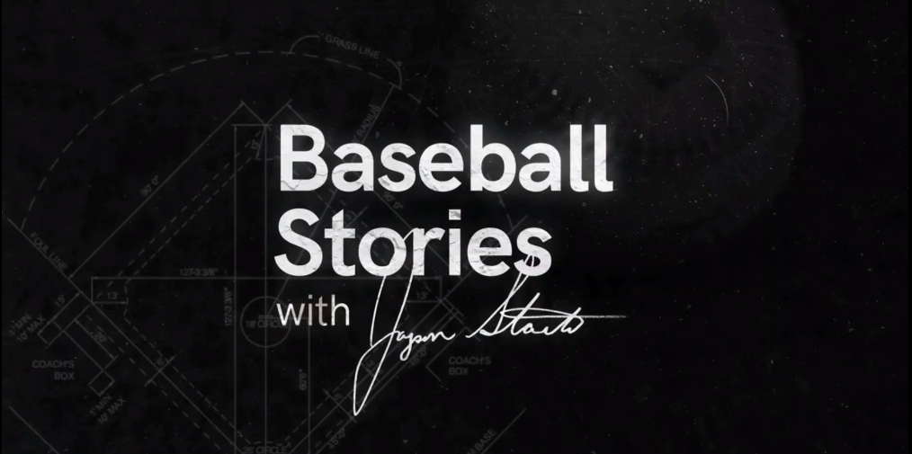 Baseball Stories with Jayson Stark