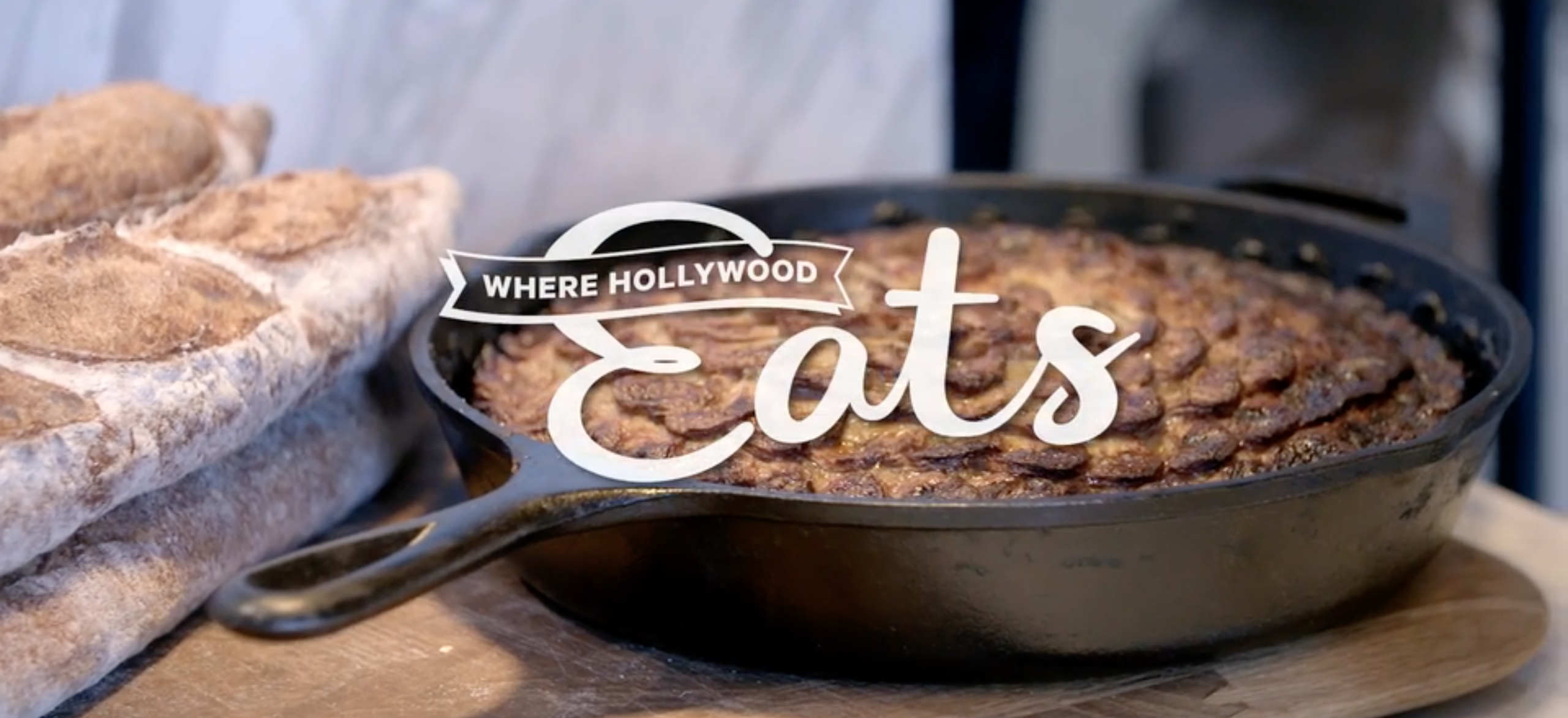 Where Hollywood Eats